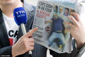 Σοκαριστικές εικόνες από τις τελευταίες στιγμές του αδερφού του Κιμ Γιουνγκ Ουν [pics]