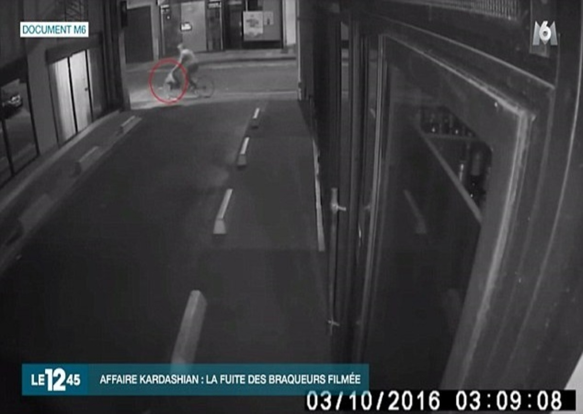 Βίντεο ντοκουμέντο: Αυτοί είναι οι ληστές της Κιμ Καρντάσιαν; [vid]