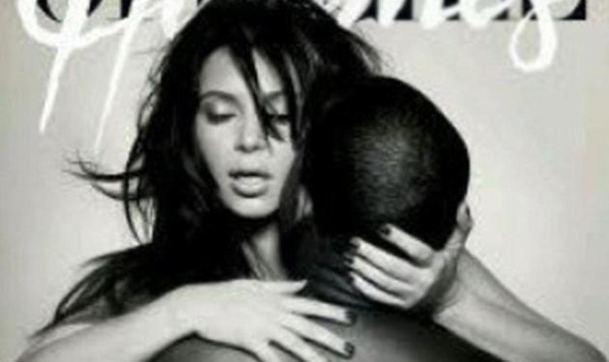 Kim Kardashian – Kanye West: Γυμνή φωτογράφηση για το εξώφυλλο γνωστού περιοδικού | Newsit.gr