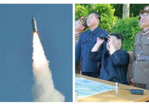 Κιμ Γιονγκ Ουν: Χοροπηδηχτά και… γέλια για τη νέα βαλλιστική δοκιμή! [pics, vid]