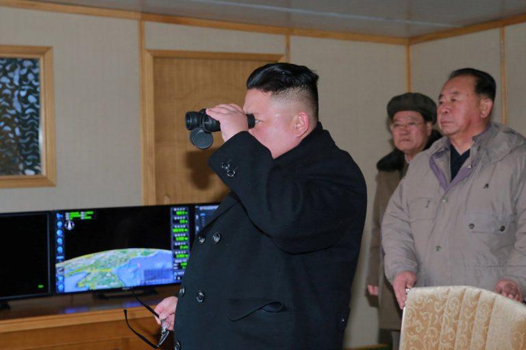 ΗΠΑ σε Κιμ Γιονγκ Ουν: «Αν χρειαστεί θα χρησιμοποιήσουμε πυρηνικά»!   Newsit.gr