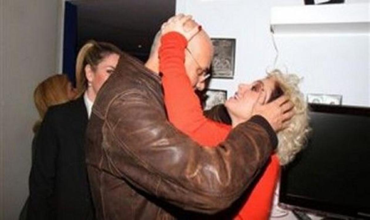 Γ. Κιμούλης – Ε. Ζουγανέλη: Τι τρέχει ανάμεσά τους; | Newsit.gr