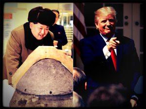«Μυρίζει» πόλεμος! Ο Κιμ Γιονγκ Ουν ετοιμάζει «κάτι μεγάλο σήμερα»! Ο Τραμπ του στέλνει ναυτική αρμάδα!