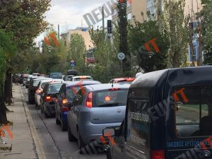 Κόλαση στους δρόμους της Αττικής – Μποτιλιαρίσματα παντού