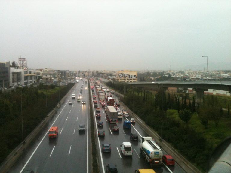 Εμφραγμα σε πολλούς δρόμους λόγω βροχής | Newsit.gr