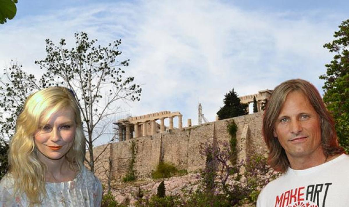Το Hollywood πήγε στην Κρήτη! H πρώτη φωτογραφία των διασήμων ηθοποιών και οι λεπτομέρειες των γυρισμάτων! | Newsit.gr
