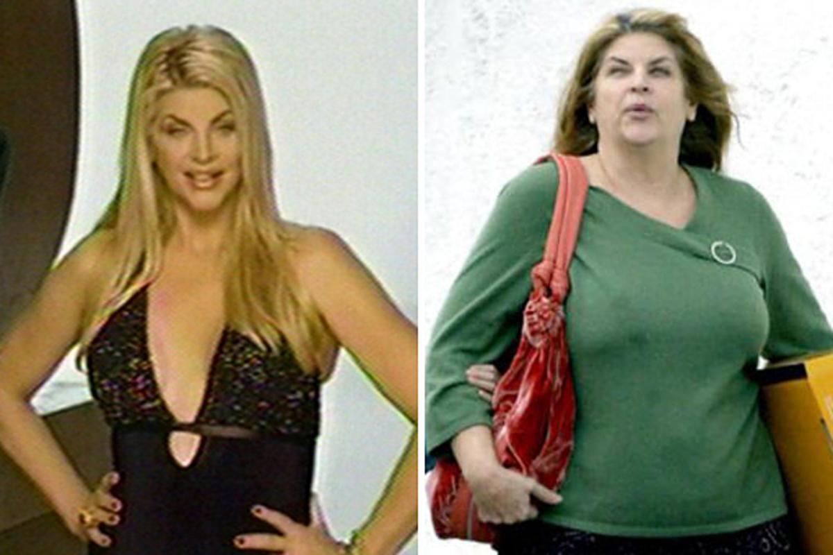 Η Kirstie Alley βάζει φωτογραφίες στο ψυγείο για να αδυνατίσει! | Newsit.gr