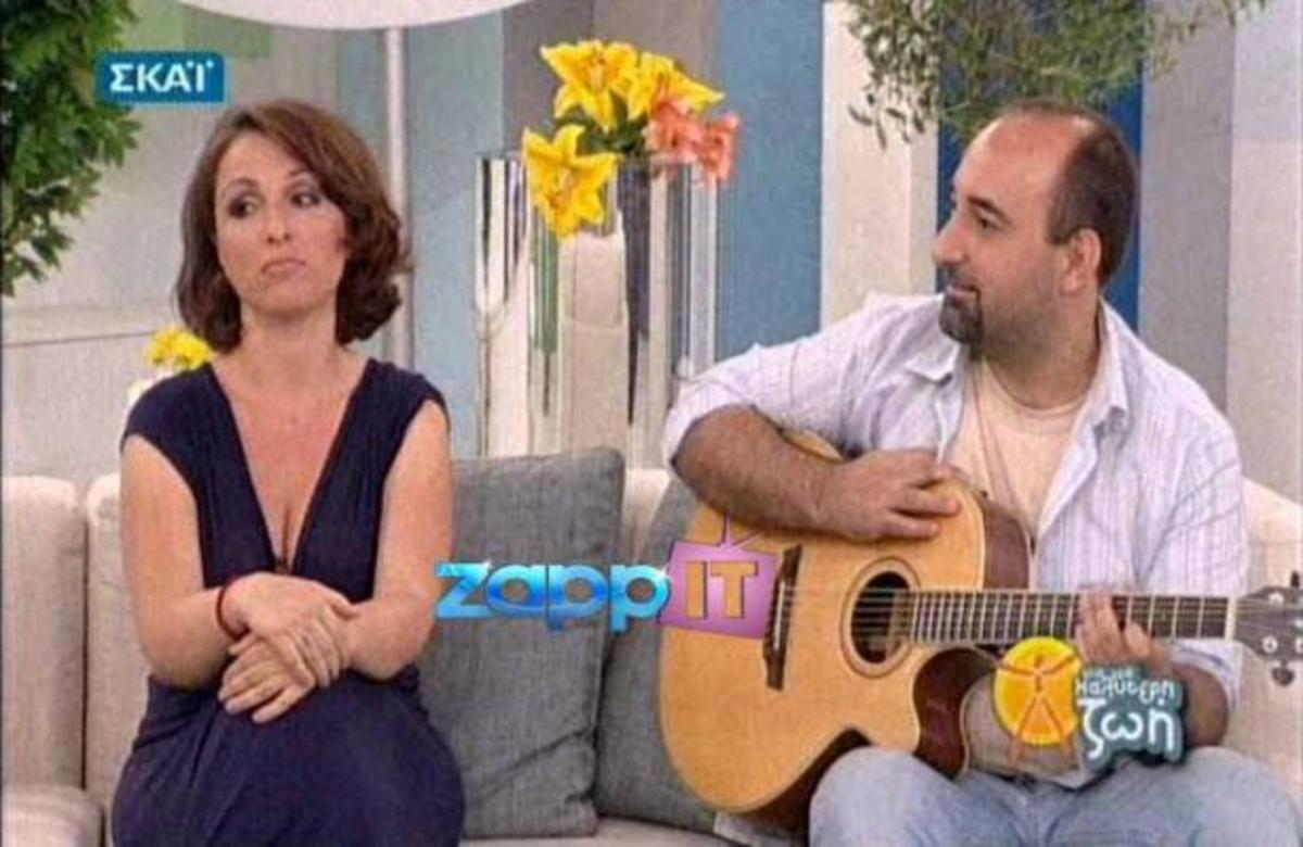 Που αλλού έχουμε δει τον κιθαρίστα της Ζωής Παπαδοπούλου; | Newsit.gr