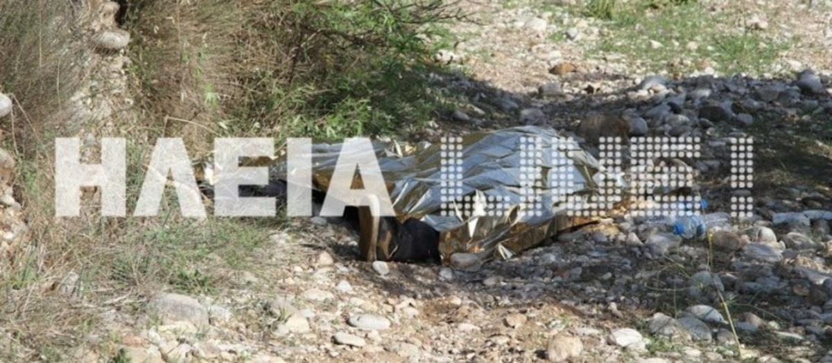 Ηλεία:Τον εκτέλεσε και ξεψύχησε δίπλα στον πατέρα του-Δείτε φωτό!   Newsit.gr
