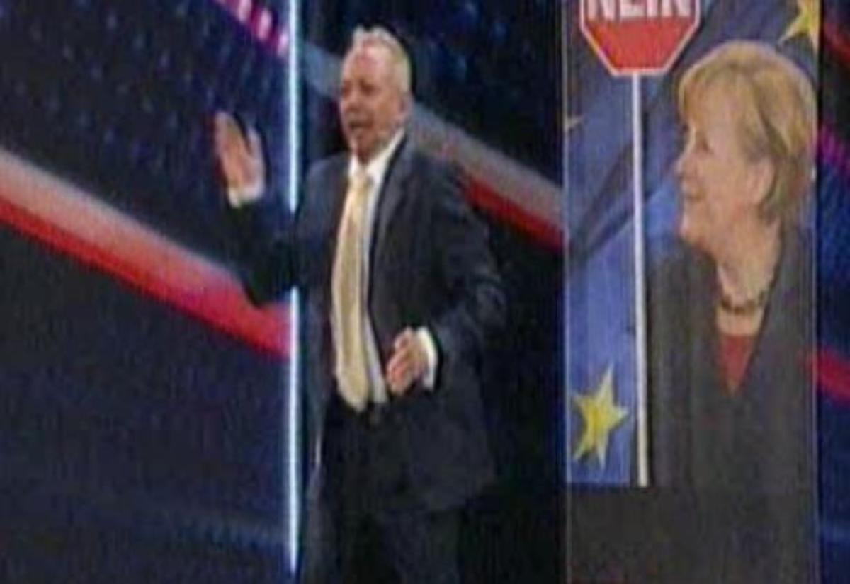 Ο κύριος «Κλάιν Μάιν» στο «Ελλάδα έχεις ταλέντο» | Newsit.gr