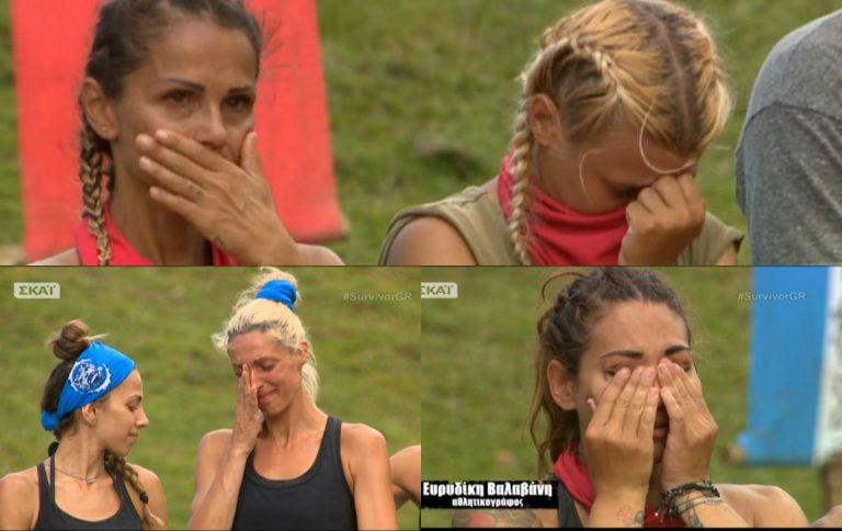 Κατέρρευσαν στο Survivor όταν είδαν το έπαθλο! Έκλαιγαν με αναφιλητά τα κορίτσια! | Newsit.gr