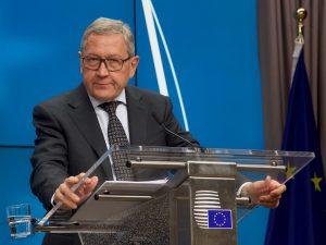 Ρέγκλινγκ: Αισιόδοξος για ελληνικό «success story» και μείωση χρέους!