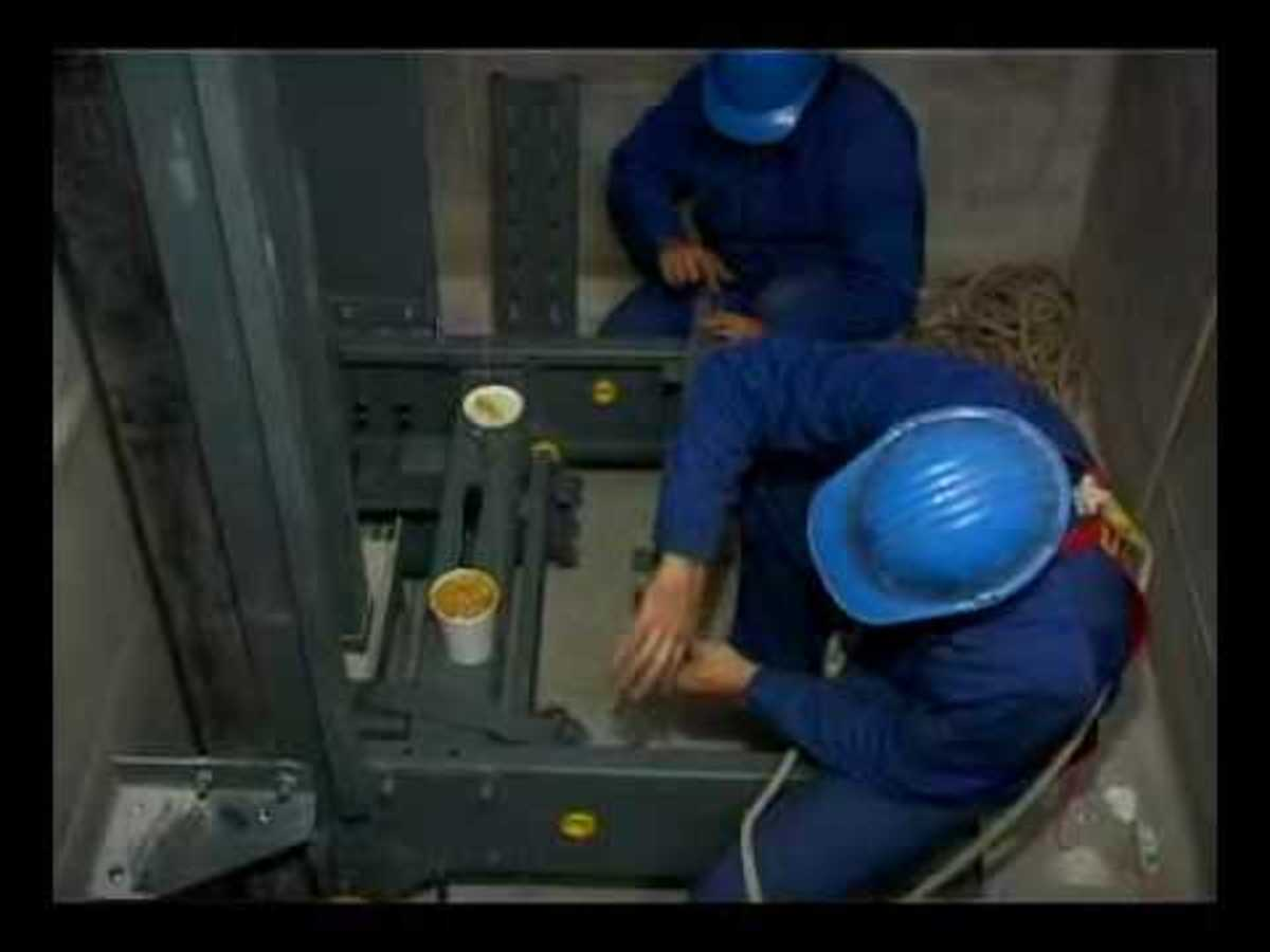 Η κρίση των ασανσέρ   Newsit.gr