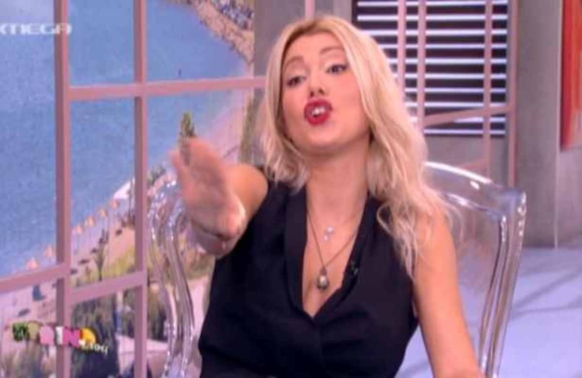 Η ερώτηση του Λιάγκα που σόκαρε τη Κλέλια Ρένεση! | Newsit.gr