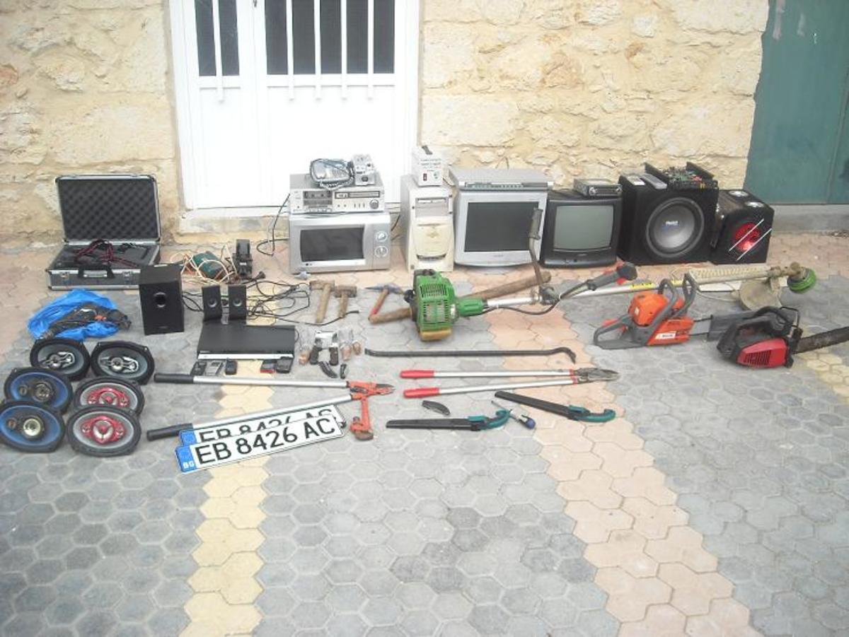 Κρήτη: Στα χέρια της Αστυνομίας συμμορία κλεφτών | Newsit.gr