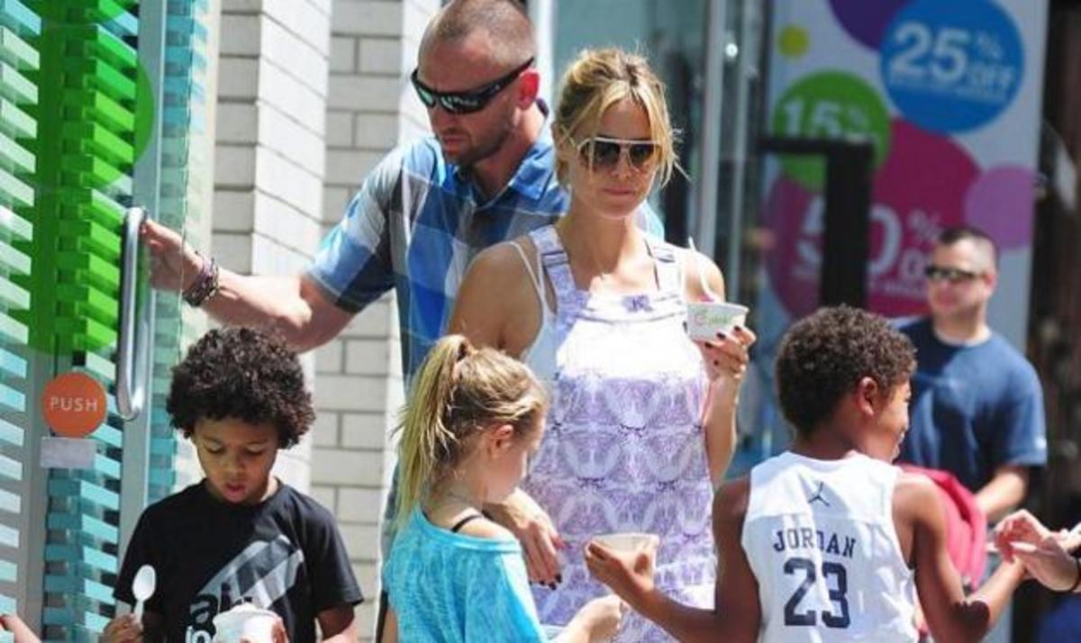 Heidi Klum: Παραδέχτηκε ότι είναι ερωτευμένη με τον σωματοφύλακά της! | Newsit.gr