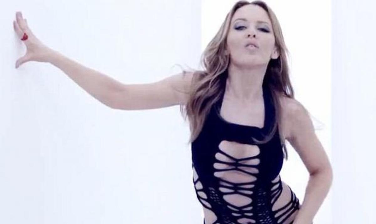 K. Minogue: 43 και σέξι όσο ποτέ στο νέο της videoclip!   Newsit.gr