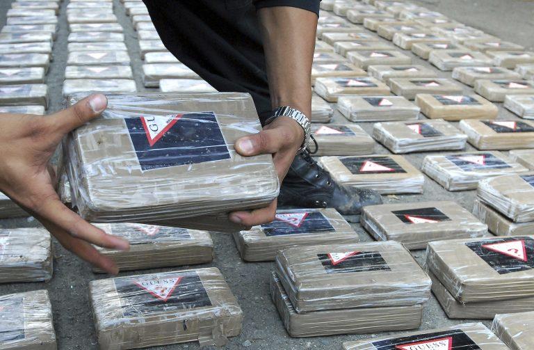Κατάσχεσαν κοκαΐνη αξίας 98 εκατ. δολαρίων!   Newsit.gr