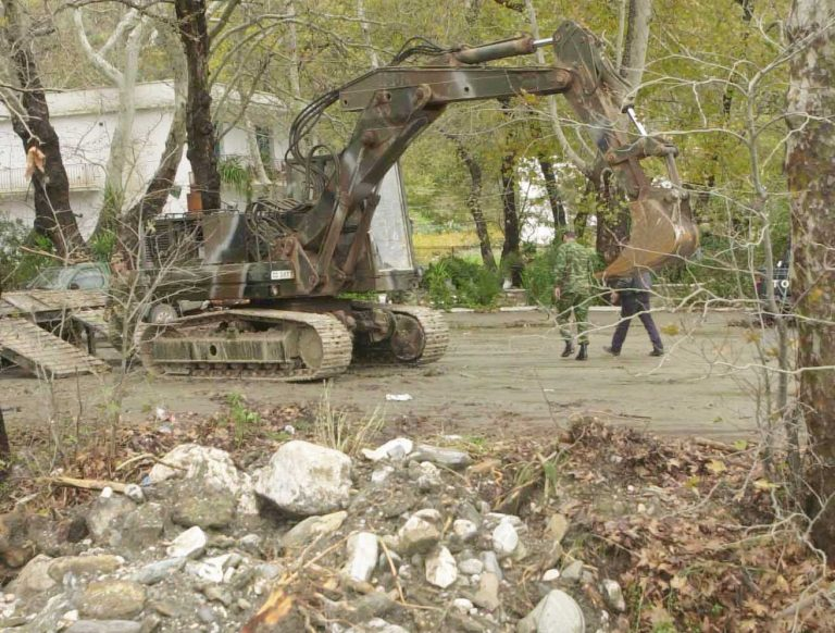 Προβλήματα απ' τη βροχή σε Σάμο και Ικαρία | Newsit.gr