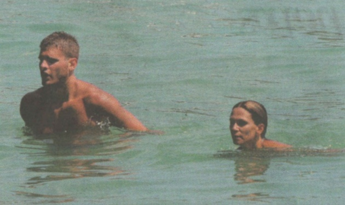 Γ. Μπόγρης – Ε. Κοκκίνου: Φωτογραφίες από την καλοκαιρινή τους απόδραση στη Σκιάθο! | Newsit.gr