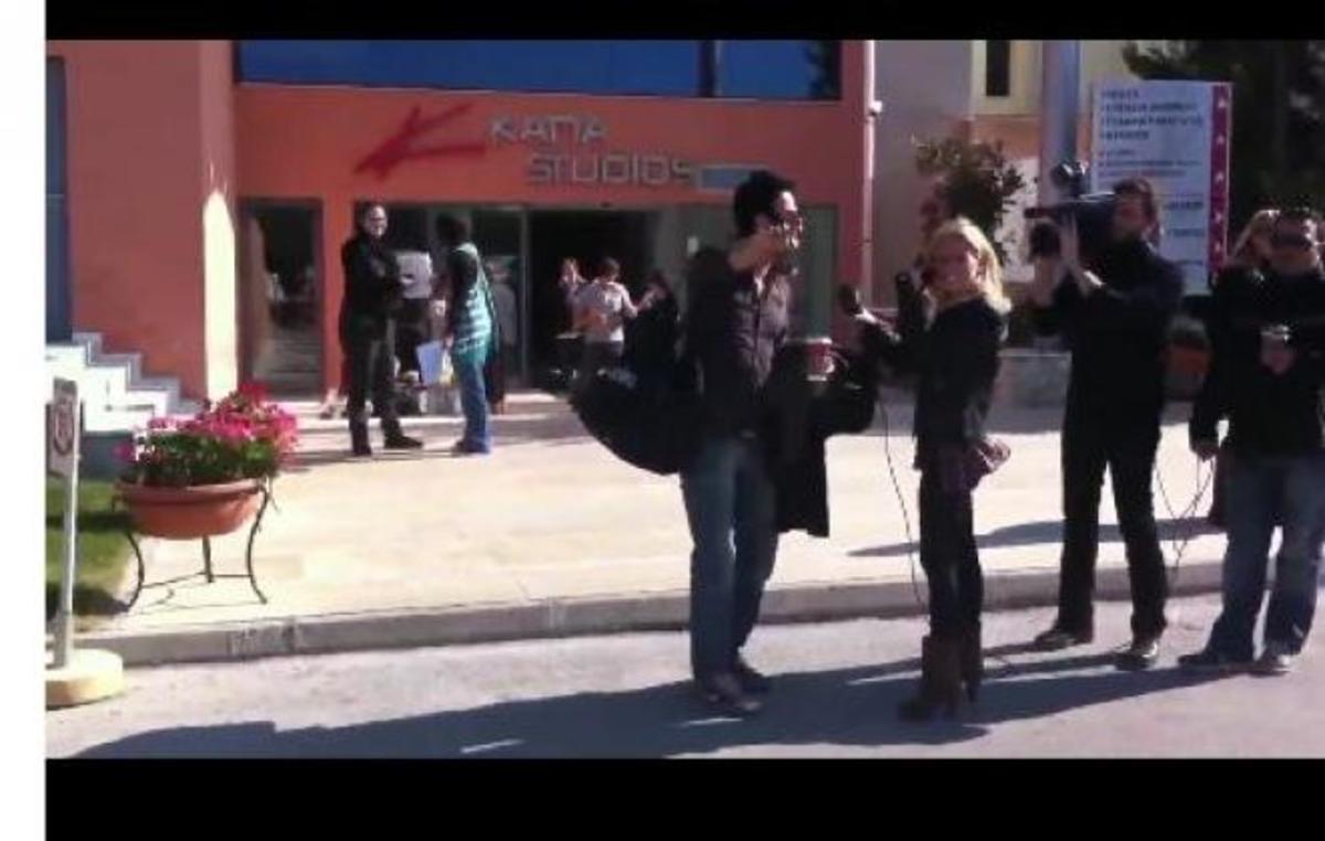ΔΕΙΤΕ αποκλειστικά τα πρώτα παρασκήνια από το DANCING ON ICE! | Newsit.gr