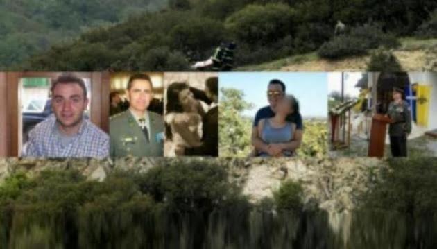 Πτώση ελικοπτέρου: Τιμητική προαγωγή στους στρατιωτικούς του μοιραίου Χιούι