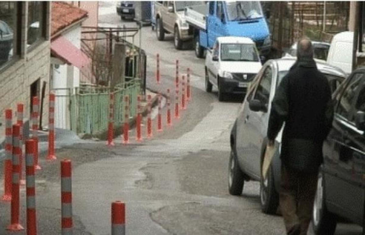 Γέμισε με κολωνάκια το Καρπενήσι – ΒΙΝΤΕΟ | Newsit.gr