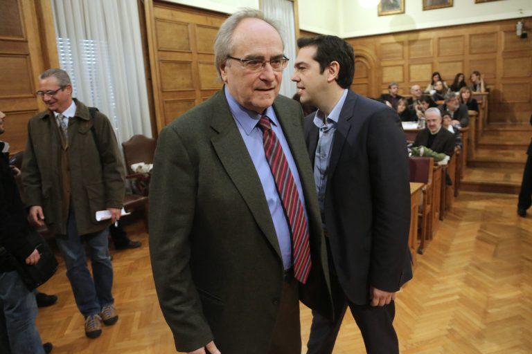 Ο Ν. Κωνσταντόπουλος επικεφαλής των «Σοφών» του ΣΥΡΙΖΑ | Newsit.gr