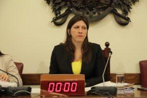 Δημοψήφισμα 2015 – Κωνσταντοπούλου: Σήμερα, τον λόγο έχει ο λαός