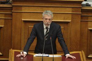 Κοντονής: Προωθεί την αναμόρφωση του Κώδικα Οργανισμού των Δικαστηρίων και Κατάστασης Δικαστικών Λειτουργών