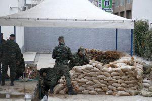 Θεσσαλονίκη: Ξεκίνησε η εκκένωση ενόψει της επιχείρησης απομάκρυνσης της βόμβας [pics]