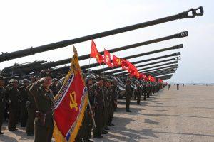 Έκαψε μαχητικό των ΗΠΑ η Βόρεια Κορέα [vid]