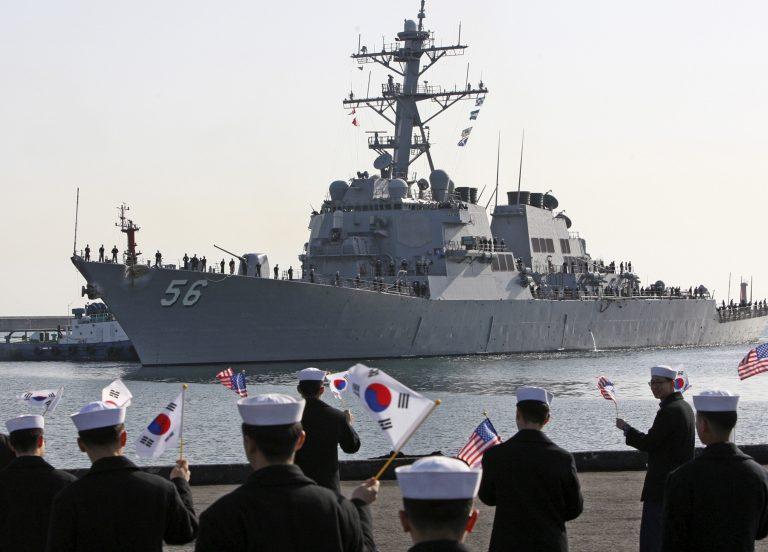 Μυστήριο με τη βύθιση νοτιοκορεάτικου σκάφους | Newsit.gr