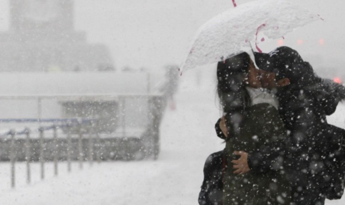 Όταν χιονίζει σε όλο τον κόσμο! Φωτογραφίες   Newsit.gr