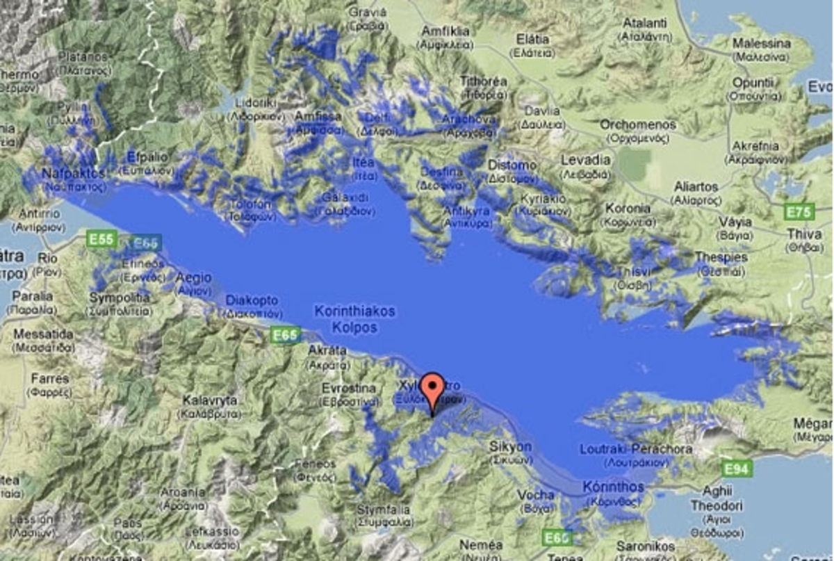 Ερωτηματικά για τον δίδυμο σεισμό στον Κορινθιακό | Newsit.gr