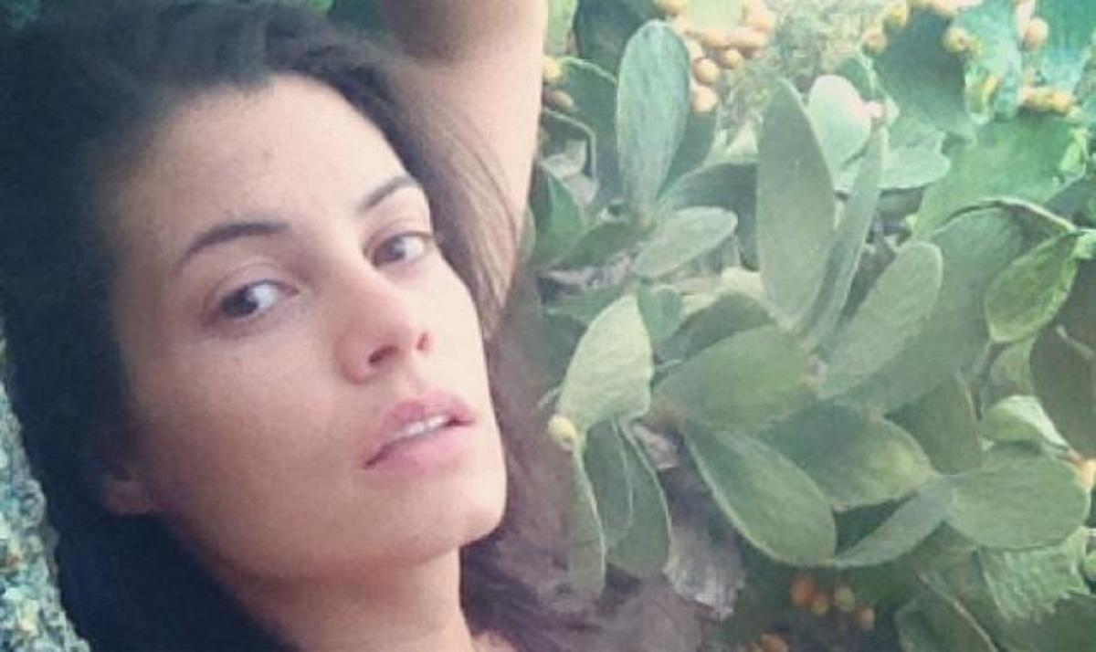 Επιστροφή στη φύση για την Μαρία Κορινθίου! Φωτογραφίες | Newsit.gr