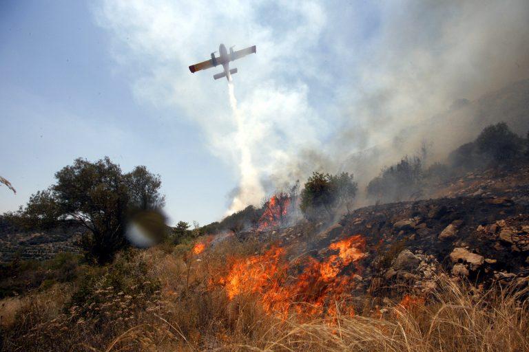 Φλέγεται το όρος Κούλα στην Ξάνθη | Newsit.gr