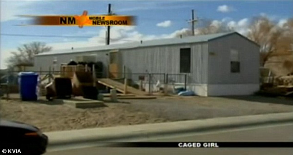 Κρατούσαν 8χρονο κοριτσάκι κλειδωμένο σε κλουβί | Newsit.gr