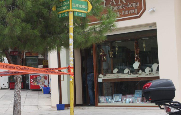 Προσποιήθηκε τον πελάτη και έκλεψε τα χρυσαφικά | Newsit.gr