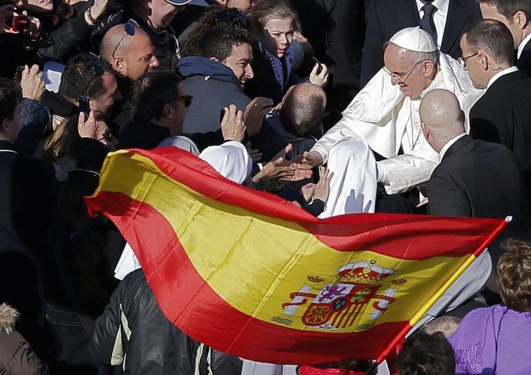 Τρέλανε την ασφάλειά του ο Πάπας (ΦΩΤΟ) | Newsit.gr
