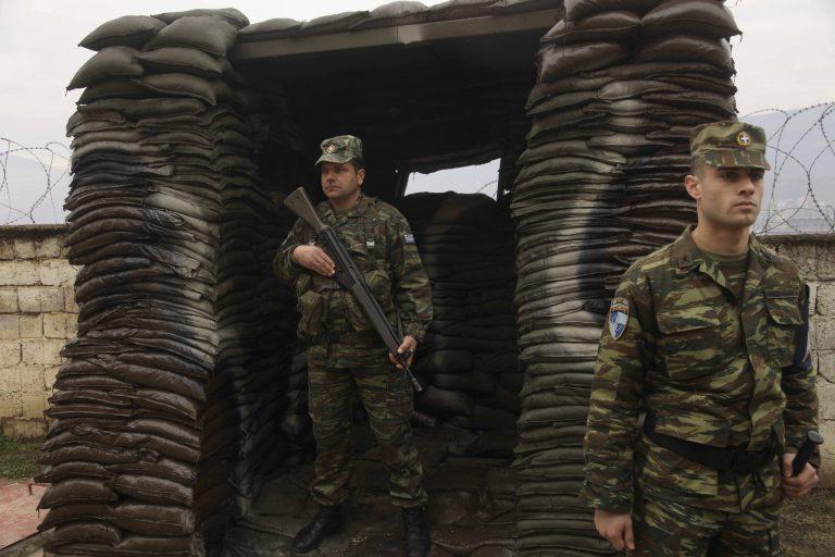Απλήρωτοι οι Έλληνες στρατιωτικοί στο Κόσσοβο από το Δεκέμβριο! | Newsit.gr