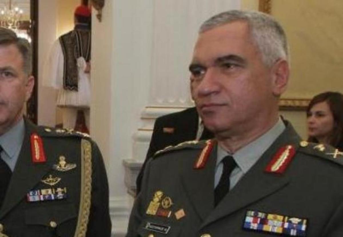 Η απάντηση Τσουκαράκη, στις 10 ημέρες φυλακή που του «έριξε» ο Α/ΓΕΕΘΑ | Newsit.gr
