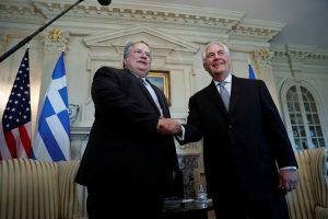 Άδειασμα Κοτζιά σε Κατρούγκαλο: «Ο Έλληνας Υπουργος Εξωτερικών δεν μιλάει πριν τεθούν συγκεκριμένες αιτήσεις»
