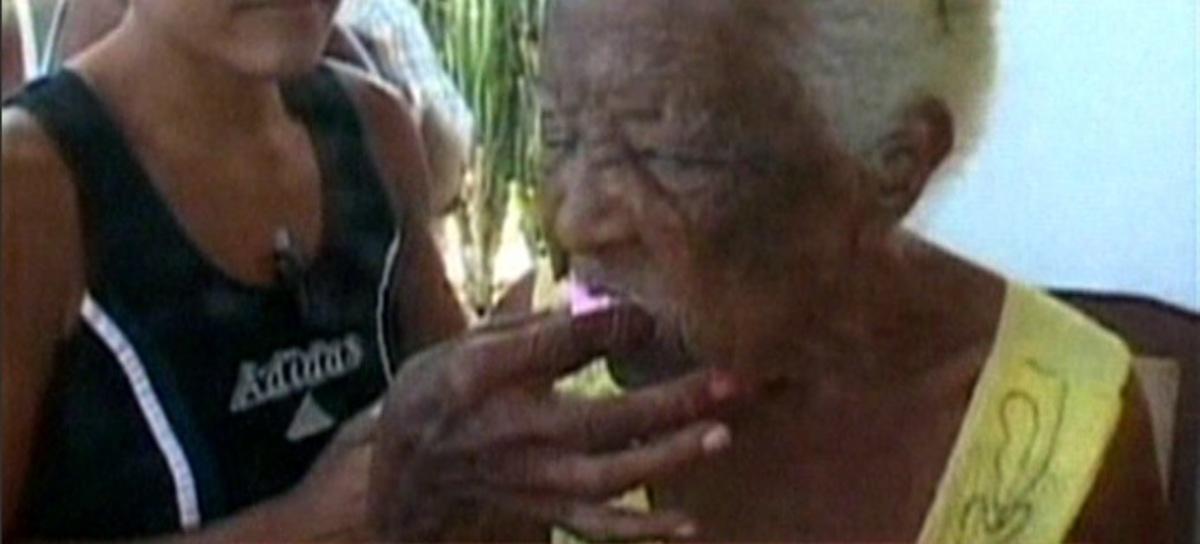 Γιόρτασε τα 126α γενέθλιά της και ελπίζει να φτάσει τα 130 χρόνια | Newsit.gr