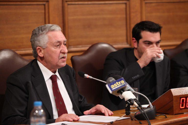 Καζάνι που βράζει ο ΣΥΝ από τον αποκλεισμό Κουβέλη   Newsit.gr