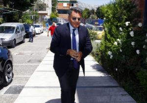 Κούγιας: «Δεν υπήρξε ασκούμενος στο γραφείο μου ο Μπαξεβάνης»