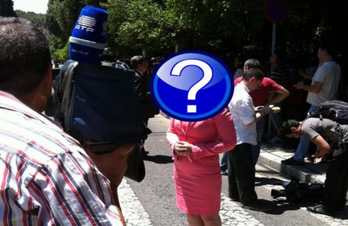 Η δημοσιογράφος που έκλεψε τις εντυπώσεις έξω από το Προεδρικό Μέγαρο | Newsit.gr