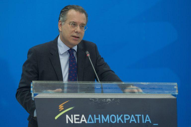ΝΔ για τηλεοπτικές άδειες: Αδιανόητο να πάρει άδεια ο Σαββίδης [vid] | Newsit.gr
