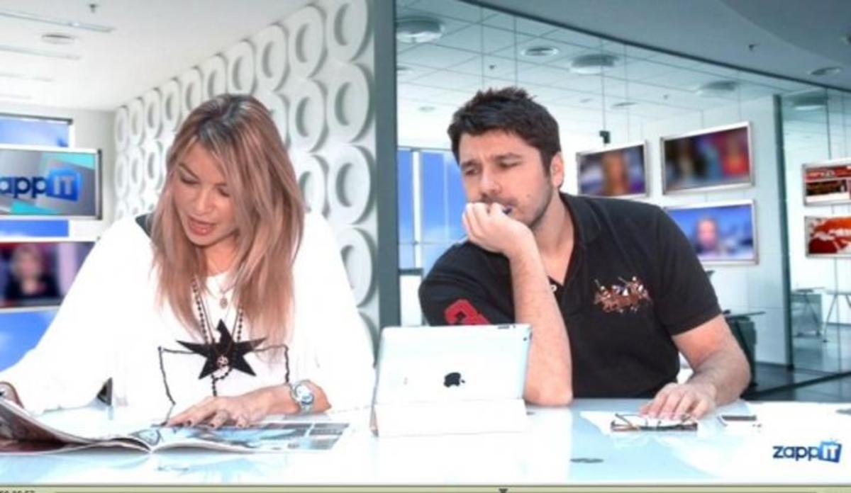 Όλο το ρεπορτάζ για την EUROVISION και όχι μόνο στα «Παιδιά κουμπιά»! | Newsit.gr