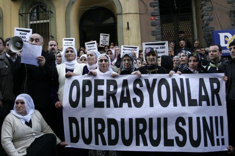 Συλλήψεις 20 ατόμων για σχέση με το PKK | Newsit.gr